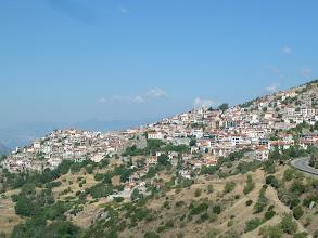 Photo: Arrivée à Delphes