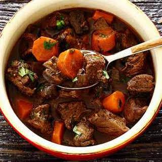 Slow Cooker Paleo Beef Stew.