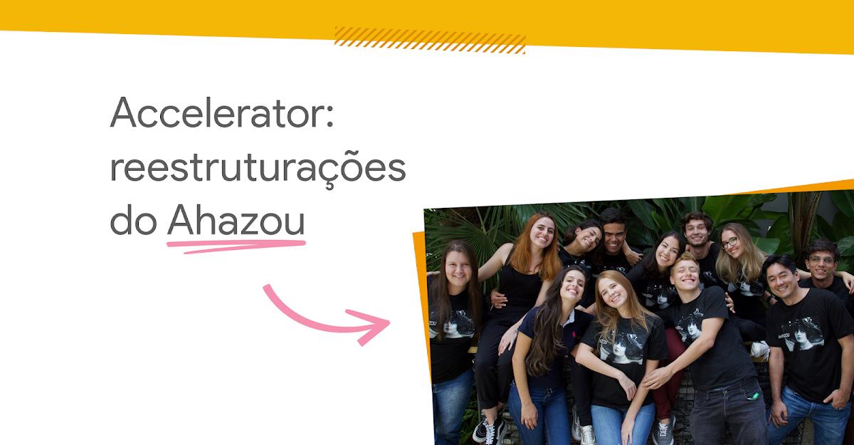 Ahazou nos programas do Google for Startups