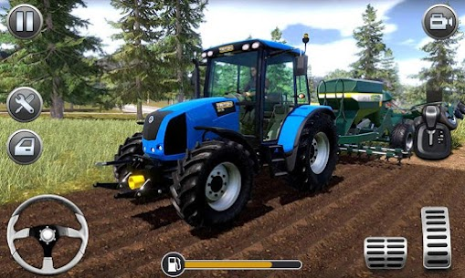 Farming Simulator – Big Tractor Farmer Driving 3D 1