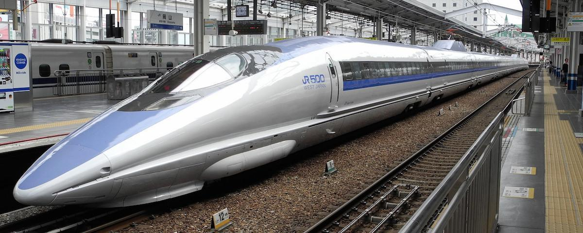 Image result for bullet train
