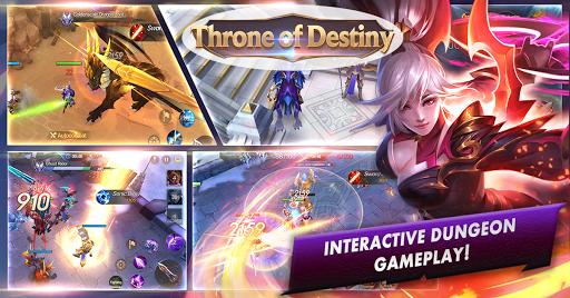 Throne of Destiny screenshot 2