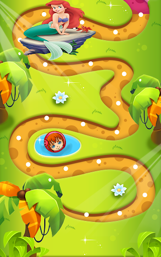 Mermaid Rescue - screenshot