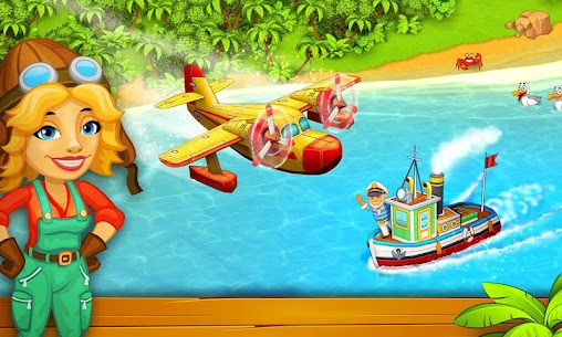 Farm Island Mod Apk [Unlimited Money] 5