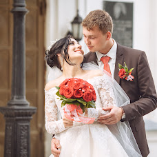 Wedding photographer Andrey Kalinin (kalinin198). Photo of 20.07.2017