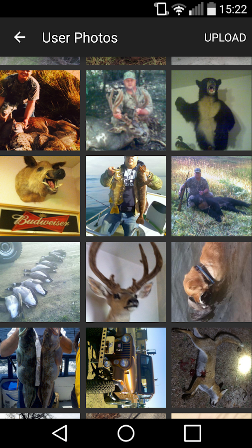 iHunt By Ruger - Hunting Calls & Solunar Tables- screenshot