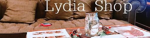 —Lydiaʻs Shop—封面主圖