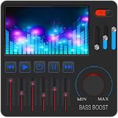 The equalizer : Bass Booster - sounds booster 2018