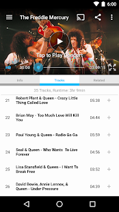 Qello Concerts Screenshot 4