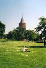Photo: Gåsetårnet i Vordingborg.