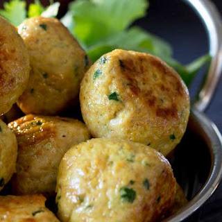 Chicken Meatballs No Egg Recipes.