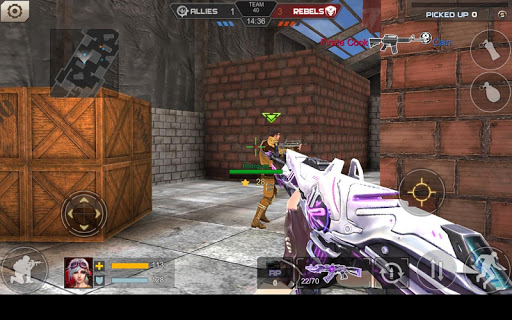 Crisis Action: NO CA NO FPS screenshot 18