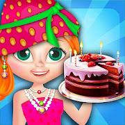My Kitchen - Strawberry Cake
