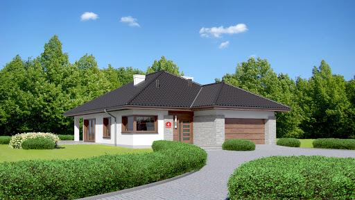 projekt Dom przy Pastelowej 4 bis