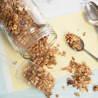 Coconut Vanilla Granola Recipes
