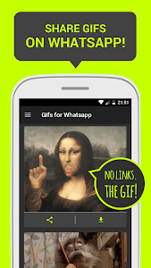 GIFs for Whatsapp screenshot 0