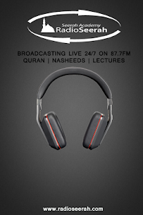 Radio Seerah- screenshot thumbnail