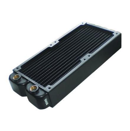 Magicool 120 Ultra radiator, 2x120-45