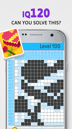 Nonogram - Logic Pic Puzzle - Picture Cross(Mod)