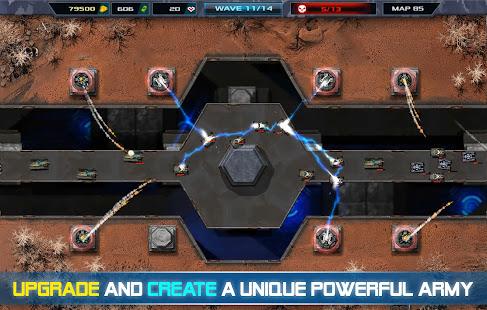 Tower defense-Defense legend 2 Mod