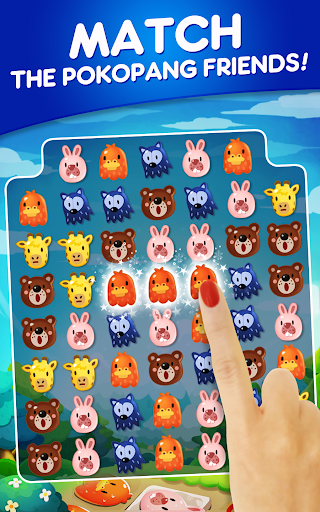 POKOPOKO The Match 3 Puzzle 1.12.0 screenshots 1