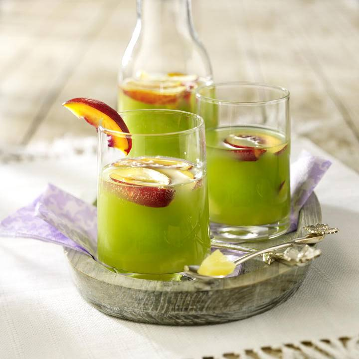 10 Best Blue Curacao And Peach Schnapps Recipes
