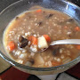 HEARTY MUSHROOM BARLEY SOUP....MADE EASY