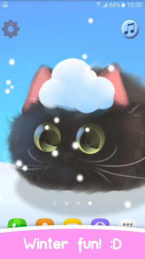Fluffy Sushi Live Wallpaper app (apk) free download for Android/PC/Windows screenshot