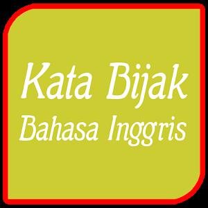 تحميل Kata Bijak Bahasa Inggris Apk أحدث إصدار 20 لأجهزة