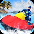 Superheroes Jet Ski Stunts Simulator 🎿