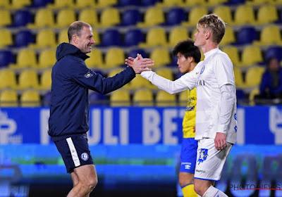 AA Gent verhuurt middenvelder voor tweede keer dit seizoen (deze keer met aankoopoptie)
