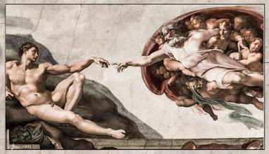 Photo: Erschaffung des Menschen