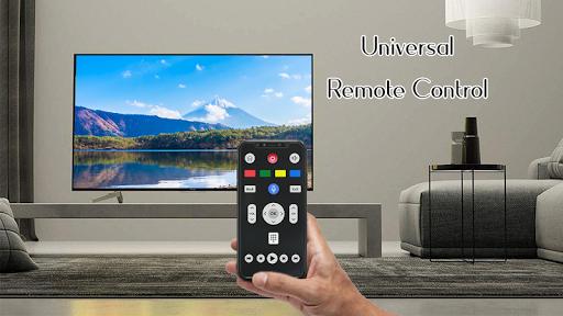 Remote controller for TV screenshot 1