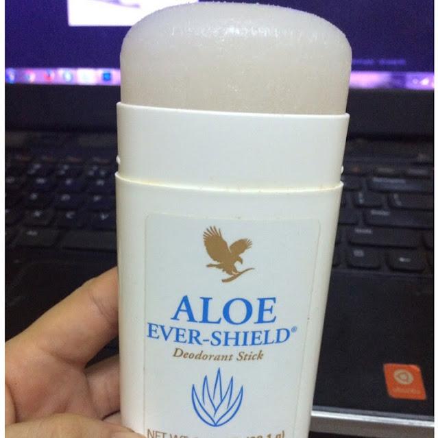 Lăn khử mùi lô hội Aloe Ever-Shield® mã số 067