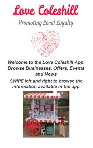 Love Coleshill