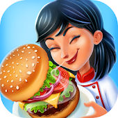 Kitchen Craze - Master Chef Cooking Game