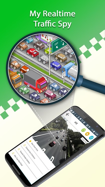 Traffic SG - Best Causeways & CheckPoints Camera – (Android