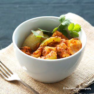 Vegetable Tikka Masala.