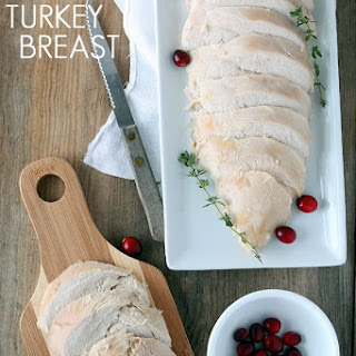 Wild Turkey Breast Crock Pot Recipes.