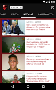 Flamengo SporTV- screenshot thumbnail