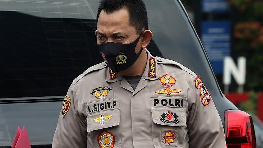 Catatan Tajam Kepada DPR Tentang Rekam Jejak Calon Kapolri Komjen Listyo Sigit Prabowo