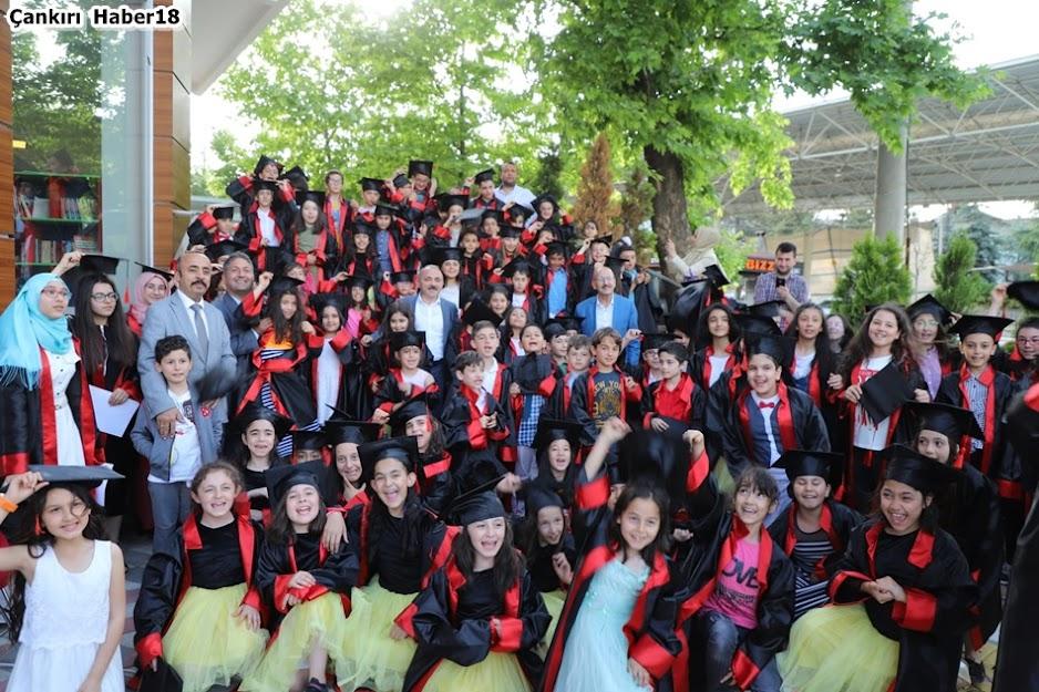 Fatih Sultan Mehmet Çocuk Akademisi,Çankırı Belediyesi,Çankırı Belediye Başkanı İsmail Hakkı Esen,