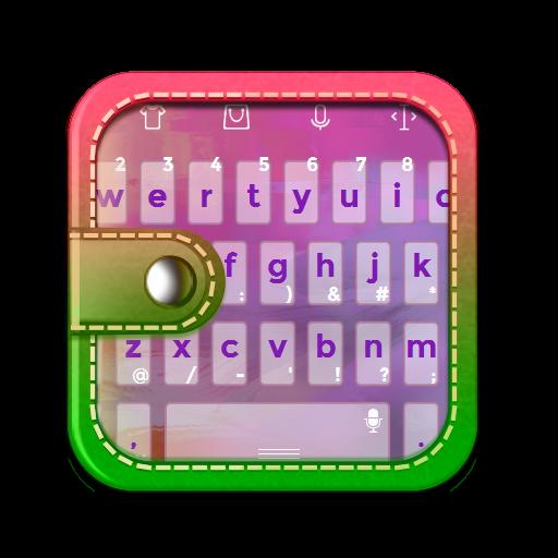 火山颜色 TouchPal 個人化 App LOGO-硬是要APP