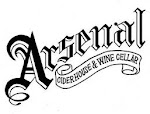 Logo of Arsenal Cider House Smilin' Sam's Battlefield Blueberry