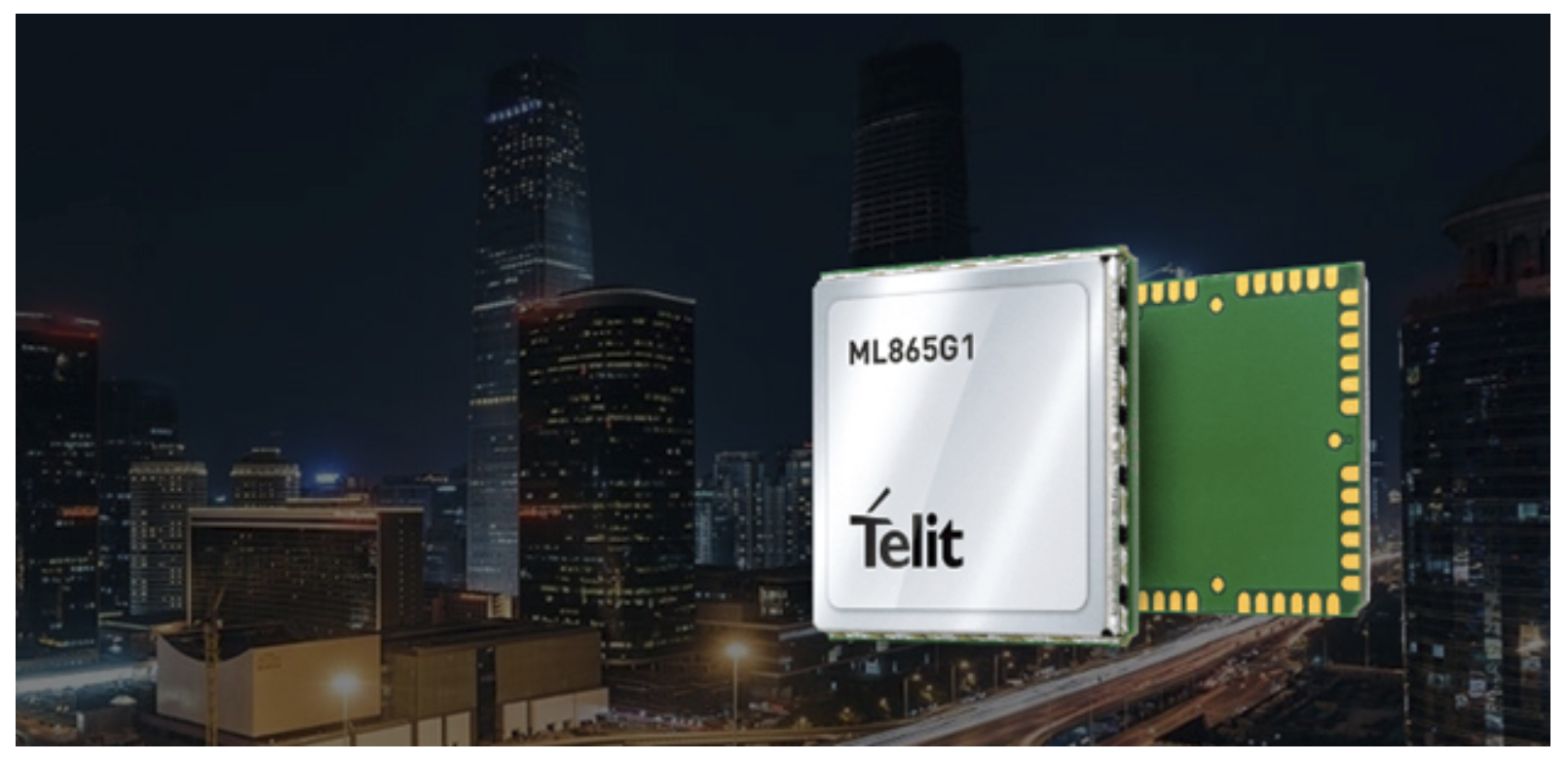 Telit modules save power for IoT applications.