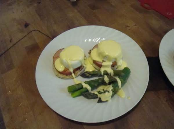 Classic Hollandaise Recipe