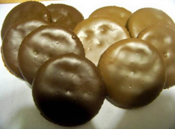 Chocolate Covered Buttery Crackers