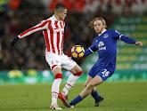 Stoke City renouvelle un milieu offensif
