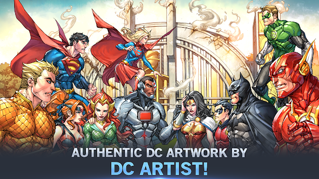 DC UNCHAINED (Unreleased) APK screenshot thumbnail 13