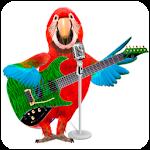 Talking & Singing Parrot Icon